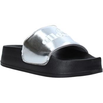 Schoenen Dames slippers Ellesse OS EL01W70419 Zilver