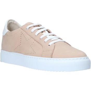 Schoenen Dames Lage sneakers Grunland SC4939 Roze