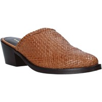 Schoenen Dames Espadrilles Marco Ferretti 161401MF Bruin