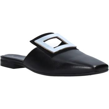 Schoenen Dames Klompen Mally 6886 Zwart