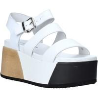 Schoenen Dames Sandalen / Open schoenen Cult CLE104335 Wit