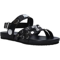 Schoenen Dames Sandalen / Open schoenen Cult CLE104387 Zwart