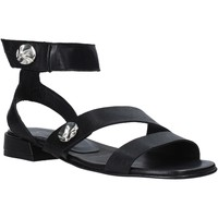Schoenen Dames Sandalen / Open schoenen Mally 6825 Zwart