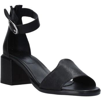 Schoenen Dames Sandalen / Open schoenen Mally 6866G Zwart