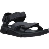Schoenen Heren Sandalen / Open schoenen Clarks 26139566 Zwart