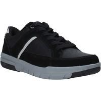 Schoenen Heren Lage sneakers Lumberjack SM51505 001 V12 Zwart