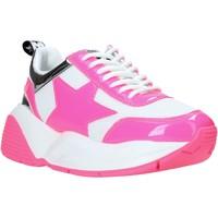 Schoenen Dames Lage sneakers Shop Art SA020044 Roze