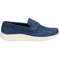Schoenen Heren Mocassins Docksteps DSE106371 Blauw