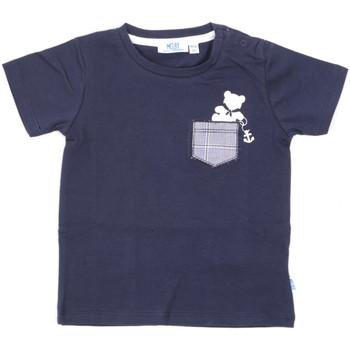 Textiel Kinderen T-shirts korte mouwen Melby 20E5070 Blauw