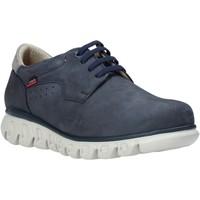 Schoenen Heren Lage sneakers CallagHan 12910 Blauw