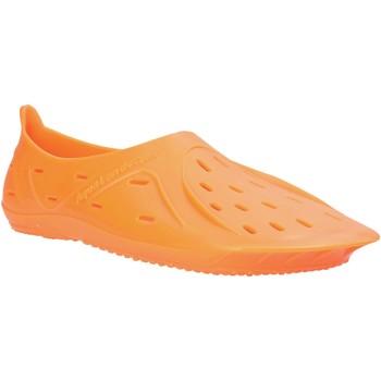 Schoenen Dames Waterschoenen Aqualander AQL_ZEN_NBR Oranje