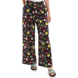 Textiel Dames Losse broeken / Harembroeken Liu Jo WA0058 T9147 Zwart