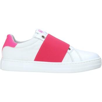 Schoenen Meisjes Lage sneakers Naturino 2012540 01 Wit