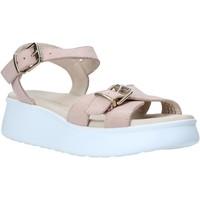 Schoenen Dames Sandalen / Open schoenen Lumberjack SW83306 002 D01 Roze