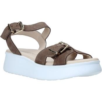 Schoenen Dames Sandalen / Open schoenen Lumberjack SW83306 002 D01 Beige