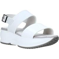Schoenen Dames Sandalen / Open schoenen Lumberjack SW84406 001 Y22 Wit