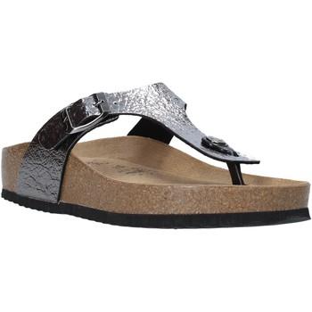 Schoenen Dames Teenslippers Valleverde G51572 Zwart