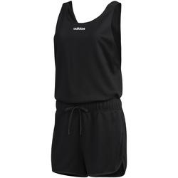 Textiel Dames Jumpsuites / Tuinbroeken adidas Originals FL9250 Zwart