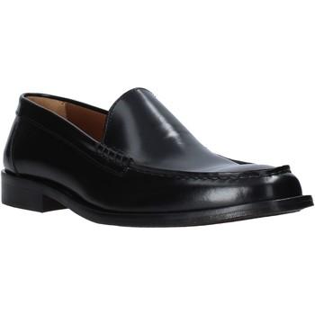 Schoenen Heren Mocassins Mfw 161433MW Zwart