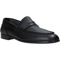 Schoenen Heren Mocassins Mfw 160973MW Zwart