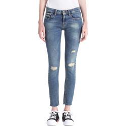 Textiel Dames Boyfriend jeans Calvin Klein Jeans J20J207110 Blauw