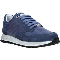 Schoenen Heren Lage sneakers Exton 751 Blauw