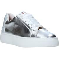 Schoenen Dames Lage sneakers Love To Love TER32 Zilver