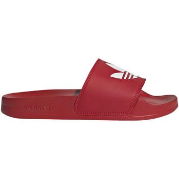 Schoenen Kinderen slippers adidas Originals FU9179 Rood