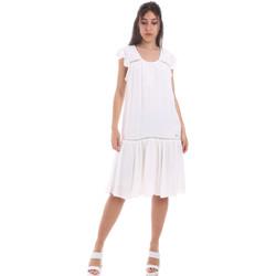 Textiel Dames Korte jurken Gaudi 011BD15015 Wit