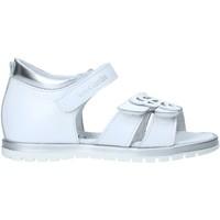 Schoenen Meisjes Sandalen / Open schoenen Nero Giardini E021463F Wit
