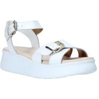 Schoenen Dames Sandalen / Open schoenen Lumberjack SW83306 002 B01 Wit