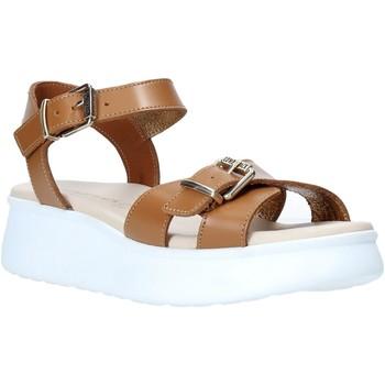 Schoenen Dames Sandalen / Open schoenen Lumberjack SW83306 002 B01 Bruin