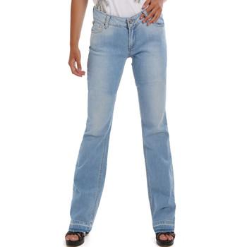 Textiel Dames Jeans Fornarina BER1I98D834MM Blauw