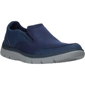 Schoenen Heren Instappers Clarks 26140336 Blauw