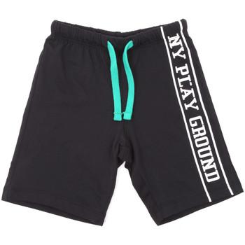 Textiel Kinderen Korte broeken / Bermuda's Melby 70F5574 Zwart