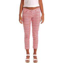 Textiel Dames Korte broeken Gaudi 811BD25013 Wit