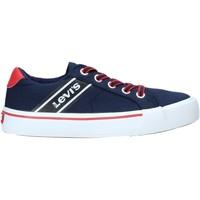 Schoenen Kinderen Lage sneakers Levi's VKIN0001T Blauw