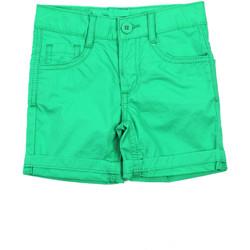 Textiel Kinderen Korte broeken / Bermuda's Losan 015-9655AL Groen