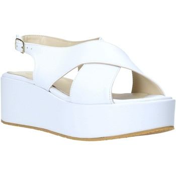 Schoenen Dames Sandalen / Open schoenen Esther Collezioni Z039 Wit