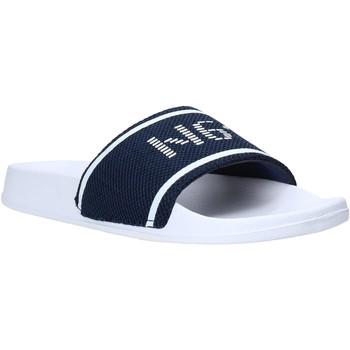Schoenen Heren slippers Navigare NAM010005 Blauw