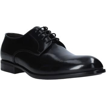 Schoenen Heren Derby Exton 1394 Zwart