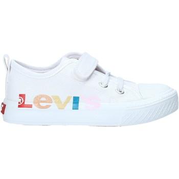 Schoenen Kinderen Lage sneakers Levi's VORI0013T Wit