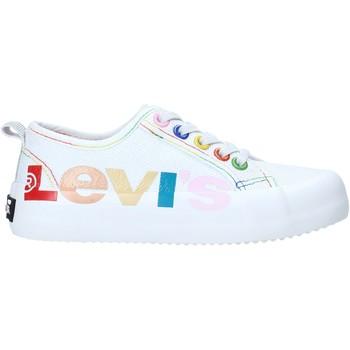 Schoenen Kinderen Lage sneakers Levi's VBET0003T Wit