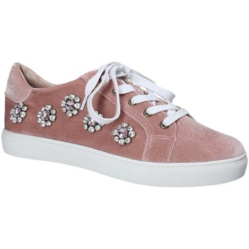 Schoenen Dames Lage sneakers Fornarina PE17TR1112 Roze