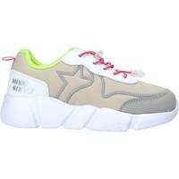 Schoenen Meisjes Lage sneakers Miss Sixty S20-SMS738 Grijs
