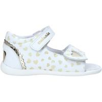 Schoenen Meisjes Sandalen / Open schoenen Melania ME0820A0S.B Wit