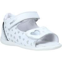 Schoenen Meisjes Sandalen / Open schoenen Melania ME0820A0S.A Zilver
