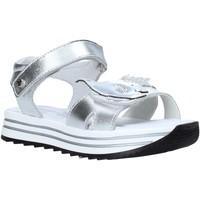 Schoenen Meisjes Sandalen / Open schoenen Melania ME4065D0S.A Zilver