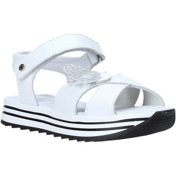 Schoenen Meisjes Sandalen / Open schoenen Melania ME4062D0S.A Wit