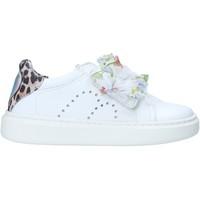 Schoenen Meisjes Lage sneakers Melania ME2274D0S.A Wit